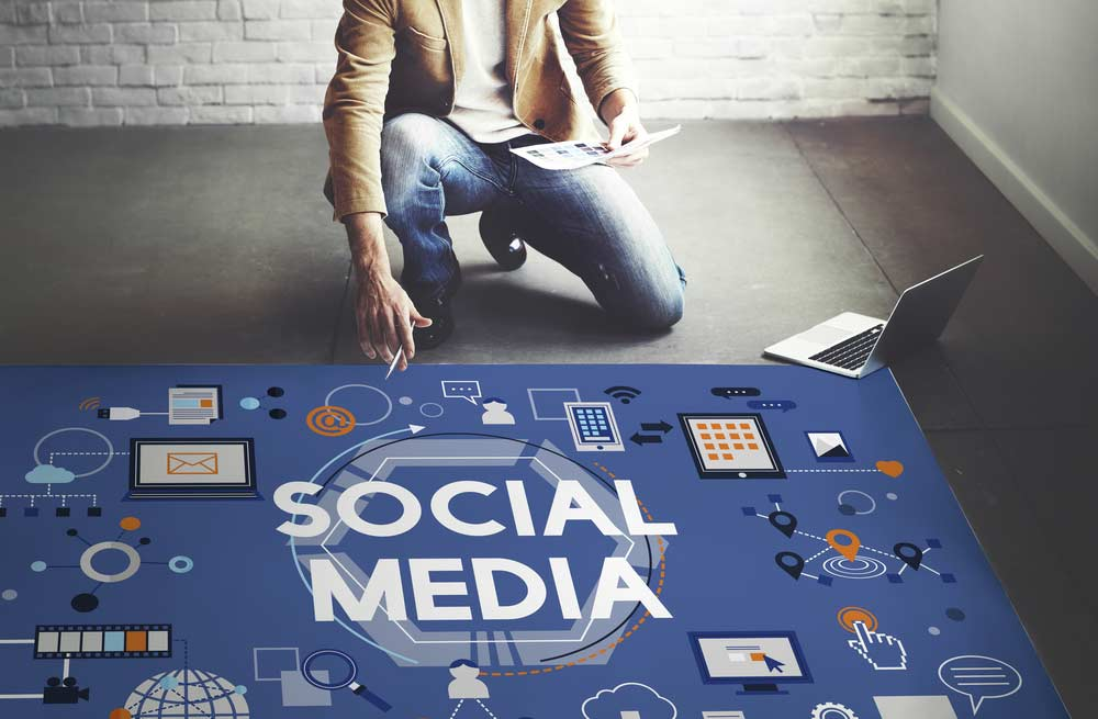 What skills are needed for social media marketing?